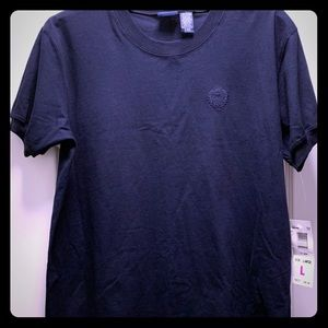 Lizsport New with Tag Navy Blue T Shirt
